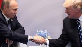 BBC: Ngôn ngữ cơ thể hé lộ ông Trump 'thắng điểm' trước ông Putin trong cuộc gặp lịch sử