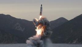 Lầu Năm Góc xác nhận Triều Tiên lại vừa phóng thử một tên lửa đạn đạo