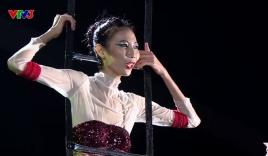 Thí sinh Next top model tuyên bố 'quân tử trả thủ 10 năm chưa muộn' trước mặt giám khảo