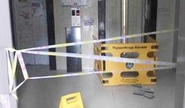 Trung Quốc: Nhân viên bảo trì bị thang máy kẹp tử vong khi đang loay hoay sửa chữa