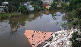 Chuyển công tác chủ tịch phường sau vụ biệt thự đang xây đổ sập xuống ao