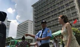 'Kiều nữ' đánh ghen ở BV Chợ Rẫy tự xưng là con một lãnh đạo công an