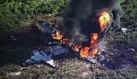 Rơi máy bay quân sự ở Congo, ít nhất hơn 20 người thiệt mạng