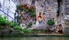 Sự thật bất ngờ sau hình ảnh 'xác ướp' trôi dạt vào bờ sông