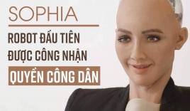 'Ok, tôi sẽ hủy diệt loài người' - Robot đầu tiên trong lịch sử được trao quyền công dân đã từng nói như vậy