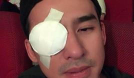 Diễn viên Lương Thế Thành phải nhập viện