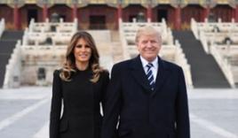 Đệ nhất phu nhân Mỹ Melania Trump không đến thăm Việt Nam cùng chồng