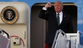 Trump 'khoe' đang trên đường đến Việt Nam dự APEC trên Twitter