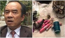Phát hiện đồ chơi tình dục, thuốc kích dục tại nơi ở của trùm ma túy trốn truy nã
