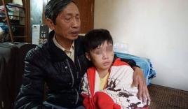 Mẹ bé trai 10 tuổi bị bố và mẹ kế bạo hành không nhận ra con trai mình