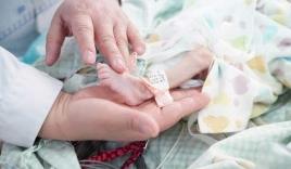 Bé trai chào đời chỉ 1,7kg, tim bé bằng trứng chim bồ câu