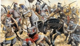 Toàn là đàn ông, tại sao Thành Cát Tư Hãn lại phát cho mỗi binh sĩ 1 bộ đồ lót bằng lụa?