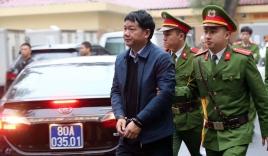 Xét xử ông Đinh La Thăng, Trịnh Xuân Thanh: Đề nghị cách ly người làm chứng