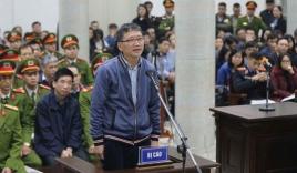 Trịnh Xuân Thanh khóc, nói có 'lỗi với anh Thăng và các lãnh đạo PVN'