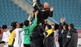 Xuân Mạnh hé lộ điều bất ngờ của thầy Park sau mỗi trận đấu