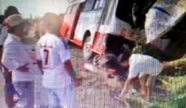 Giám đốc Công an Cà Mau chỉ đạo khẩn trương làm rõ vụ xe buýt tông xe máy khiến 3 người thương vong