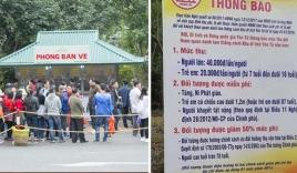 Thứ trưởng Bộ VH, TT & DL: Việc thu phí ở Yên Tử 'thực hiện đúng pháp luật'