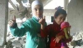'Hãy giúp chúng cháu', lời kêu gọi đầy ám ảnh của 2 bé gái ở nơi tàn khốc nhất thế giới