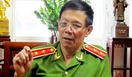 Tướng Vĩnh trở về nhà sau nhiều ngày làm việc với công an