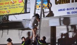 Nhiều người vào nhà chịu chết khi Carina Plaza cháy, có gia đình chết cả 5 người