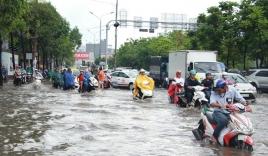 Chủ 'siêu máy bơm' ở Sài Gòn nói đường Nguyễn Hữu Cảnh ngập sâu hôm nay vẫn trong giới hạn