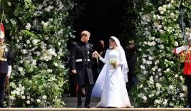Cư dân mạng phát hiện ra một khoảnh khắc đám cưới hoàng gia Anh giống hệt trong phim 'Lọ Lem' của Disney