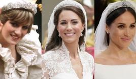 Đặt lên bàn cân 10 khoảnh khắc giữa ba đám cưới Hoàng gia: Công nương Diana vẫn được đánh giá là xinh đẹp nhất