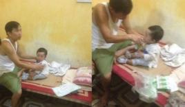 Hiệp sĩ Nguyễn Sin cầu cứu dân mạng giúp đỡ con trai Bella nhập viện với nhiều vết thương trên người