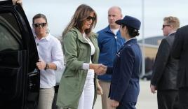 Đi thăm trẻ em bị tách khỏi cha mẹ mà lại mặc áo in chữ 'Tôi không quan tâm', Đệ nhất phu nhân Mỹ bị chỉ trích dữ dội