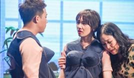 Trấn Thành nhắc Hari Won: 'Em ơi, khẩu nghiệp con mình dính'
