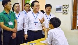 Bộ trưởng Phùng Xuân Nhạ: Sẽ xử lý nghiêm giám thị làm không đúng quy chế, đặc biệt là gian lận