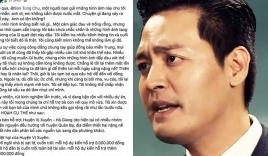 MC Phan Anh kêu gọi được 700 triệu ủng hộ đồng bào vùng lũ phía Bắc