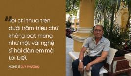Nghệ sĩ Duy Phương nói gì về thông tin 'tán gia bại sản' vì cá độ bóng đá?