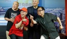 Cuộc hội ngộ xúc động của 'Thầy trò Đường Tăng' gợi lại cả 1 bầu trời tuổi thơ