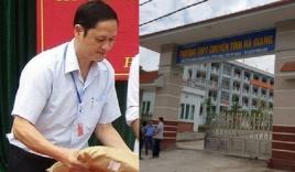 Phát hiện thêm điểm đáng ngờ trong vụ gian lận điểm thi ở Hà Giang