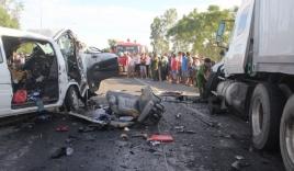 Tai nạn thảm khốc ở Quảng Nam: Thi thể chú rể cùng người nhà được đưa về quê an táng
