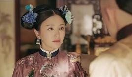 Xuất hiện ở sân bay, 'Hoàng hậu' Tần Lam bị soi nhan sắc đời thường không lung linh như phim