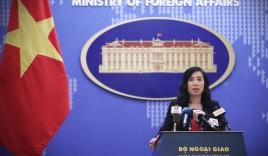 Việt Nam yêu cầu Trung Quốc chấm dứt hoạt động kỷ niệm thành lập 'Tam Sa'