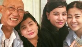 Cát Phượng vào bệnh viện trao cho Mai Phương 300 triệu, thăm hỏi sức khoẻ diễn viên Lê Bình