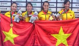 Sau nhiều ngày chờ đợi, Việt Nam giành được HCV đầu tiên tại Asiad 2018