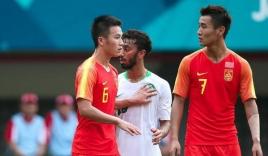 Thua đau Saudi Arabia, U23 Trung Quốc tan mộng vô địch