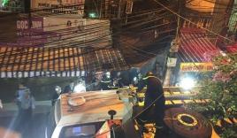 Phát hiện 2 thi thể trong đám cháy tại Đê La Thành: Công an mời ông Hiệp 'khùng' lên làm việc
