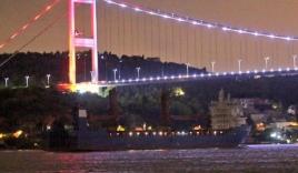 NÓNG: Vũ khí Nga mà Israel lo sợ đang khẩn cấp vượt biển tới Syria - Đầy ắp trên khoang?