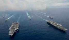 Hải quân Mỹ chuẩn bị kế hoạch lớn, ồ ạt đưa máy bay, tàu chiến tới Biển Đông