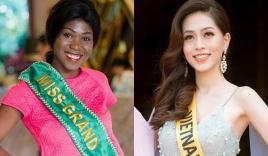 Nhan sắc xấu khó tin của các đối thủ Á hậu Việt Nam tại Hoa hậu Hòa bình Thế giới 2018
