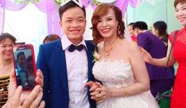 Bị chê già, cô dâu 61 tuổi hút mỡ bụng cấy mỡ mắt để xứng đôi với chồng 26