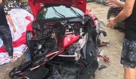 Siêu xe Ferrari gặp nạn, ca sĩ Tuấn Hưng mất bao nhiêu tiền?