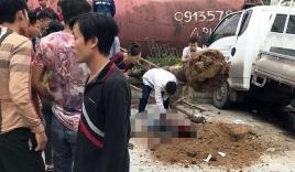 Quảng Ninh: 4 ô tô va chạm liên hoàn, 4 người thương vong