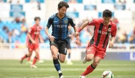 Incheon United - đội bóng cũ của Xuân Trường nhận kết quả đầy tiếc nuối trước trận gặp Việt Nam