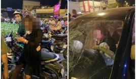 Nữ tài xế lái BMW gây tai nạn ở Hàng Xanh: 'Đời em chưa bao giờ thế này'
